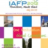 The IAFP Annual Meeting will be held on July 22-25, 2012, at Rhode Island.