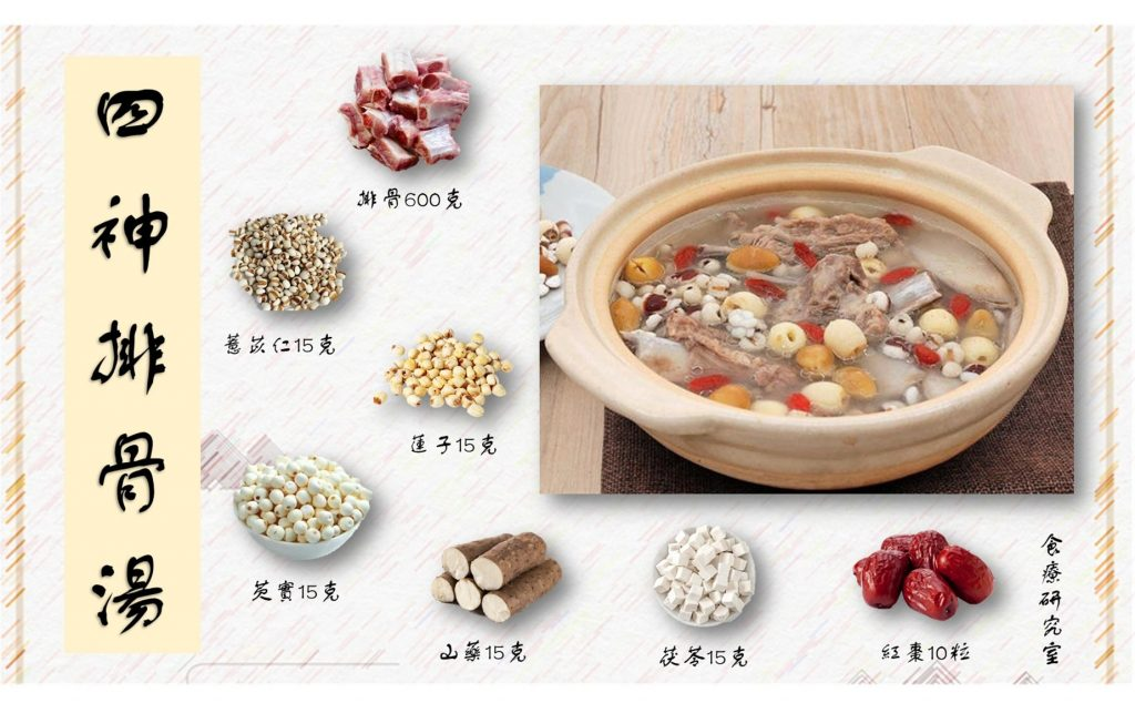 Chinese dietary therapy is suitable for all types of body constitution.